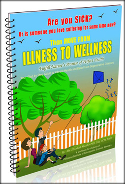 books Illness to Wellness